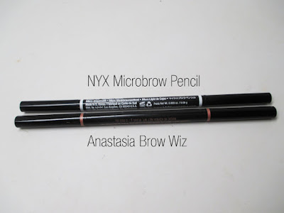 Nyx Vs Anastasia Brow Products Review Amp Demo Makeup By