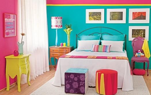 si cuentas con la fortuna de que tu habitacin tenga inmensas ventanas no es necesario tanta decoracin basta con que pintes las paredes con un tono