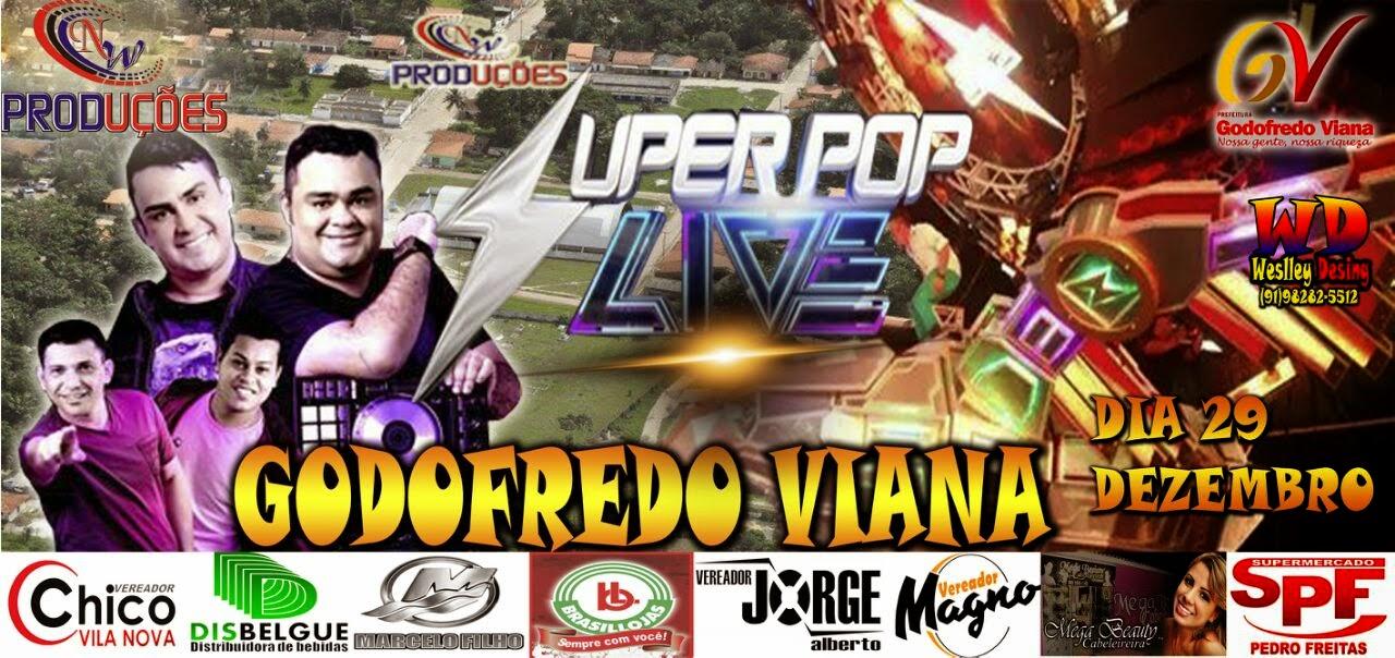 Lançamento do Novo Super Pop no Maranhão