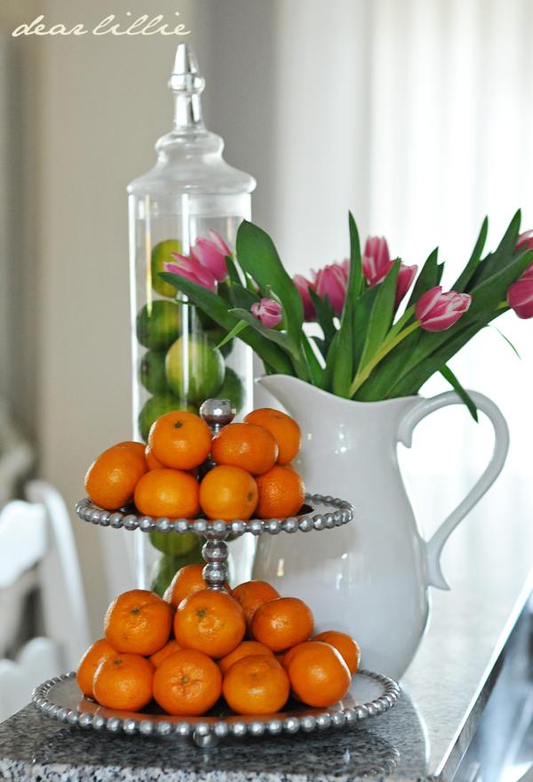 decoracao de interiores faceis de fazer:Dear Lillie Kitchen