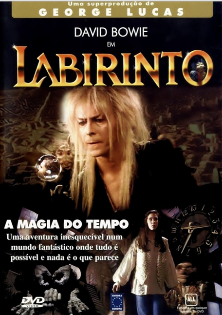 Filme Labirinto A Magia Do Tempo Dublado AVI BDRip