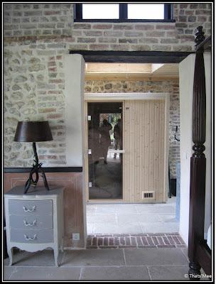 La Maison du Parc Honfleur tripadvisor gîte sauna