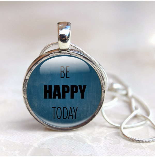 Motivational pendant