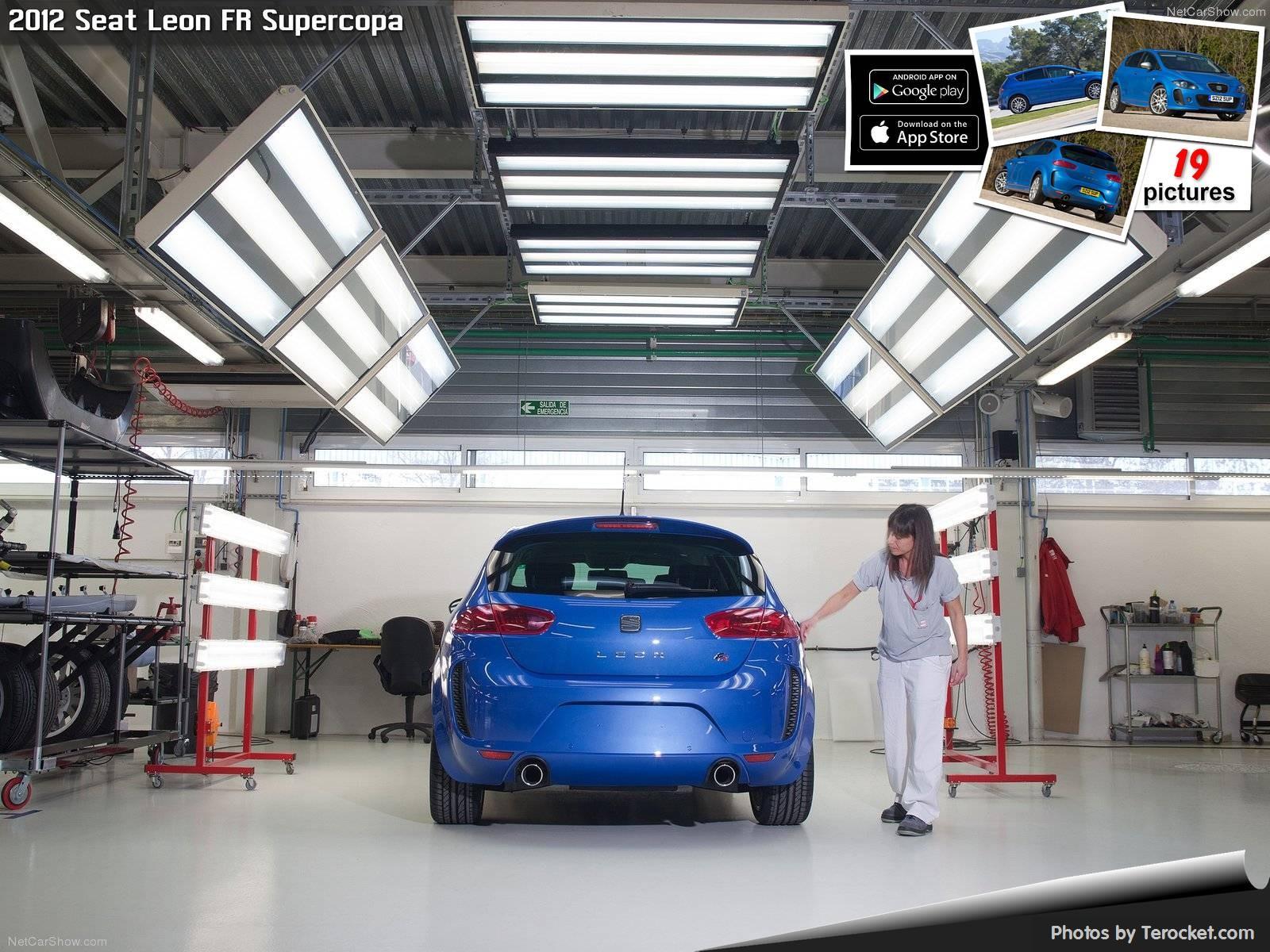 Hình ảnh xe ô tô Seat Leon FR Supercopa 2012 & nội ngoại thất