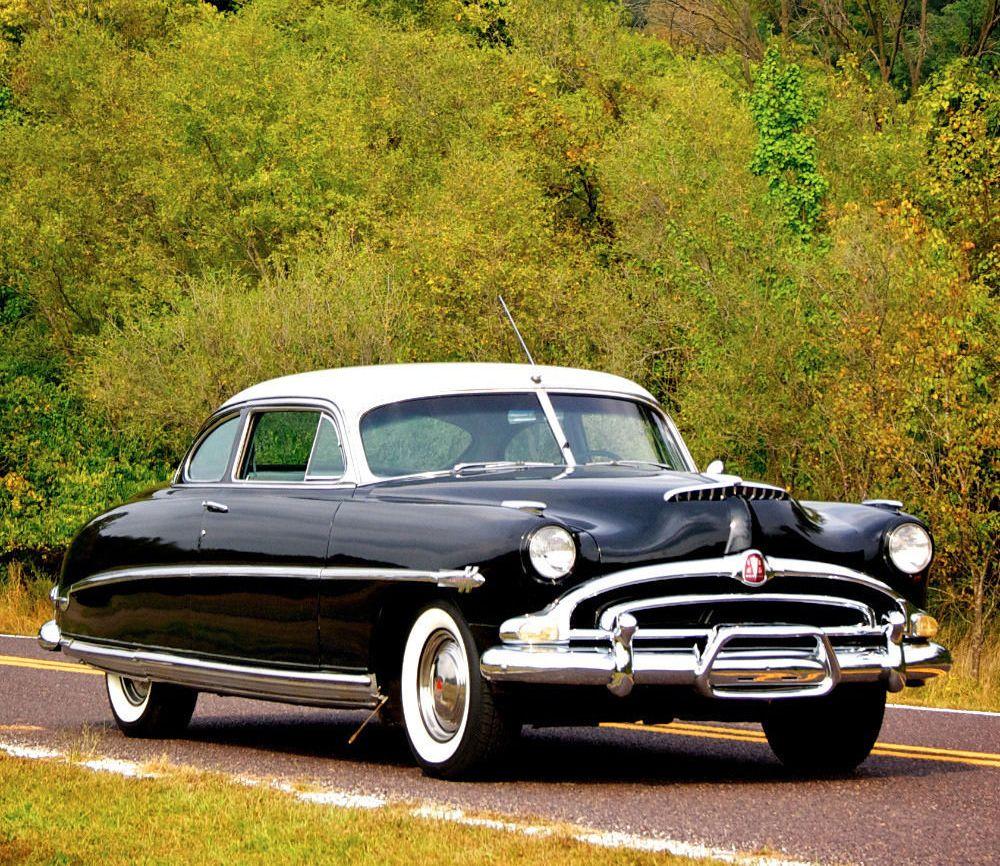all american classic cars 1953 hudson hornet 2 door club. Black Bedroom Furniture Sets. Home Design Ideas