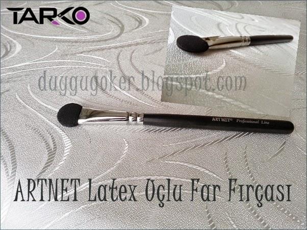 Artnet Latex Uçlu Fırça