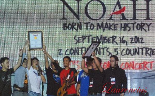 Konser-Noah-Band
