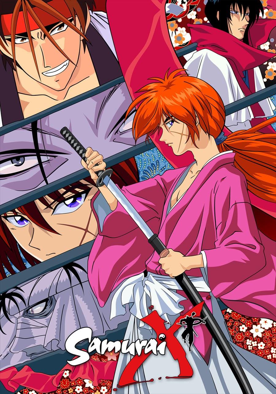 Rurouni Kenshin - Samurai X ταινιες online seires xrysoi greek subs