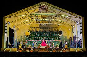 Britten Gloriana the Royal Opera House 2013, (c) Clive Barda