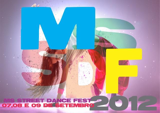 MS STREET DANCE FEST 2012