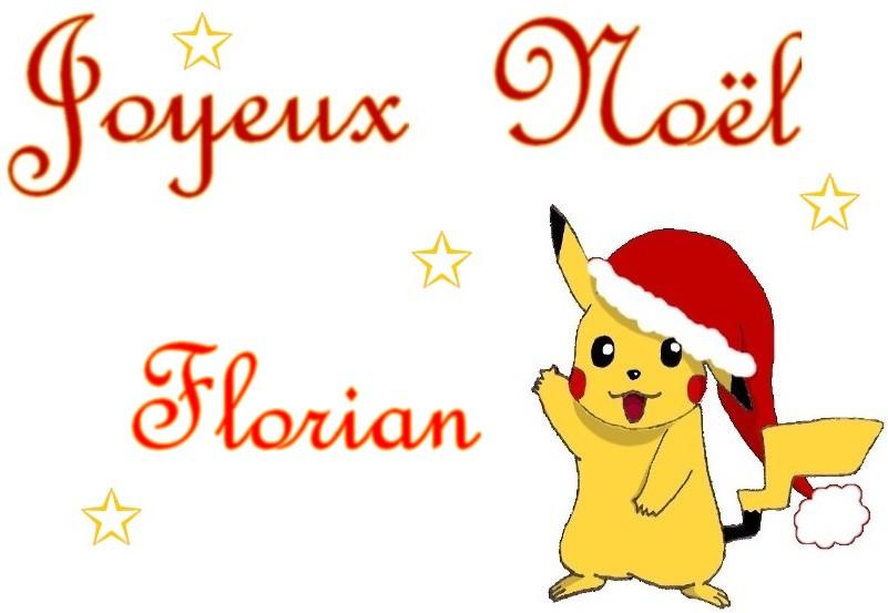 Minyum Le Noel De Pikachu