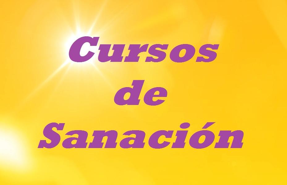 CURSOS DE SANACIÓN