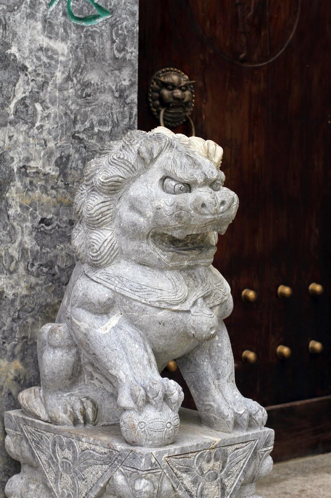китайские скульптуры