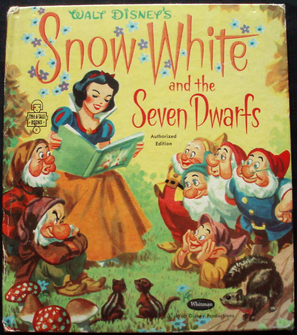 Book Cover Of Snow White ~ Filmic light snow white archive quot tell a
