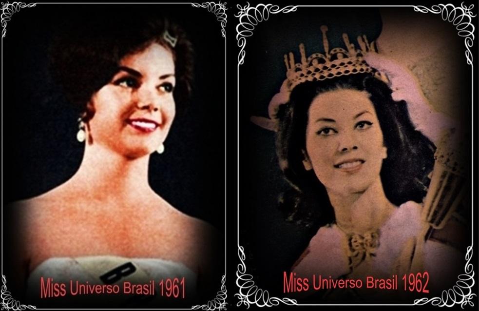 VERA MARIA BRAUNER - MARIA OLIVIA REBOUÇAS