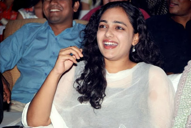 South Indian Nithya Menon