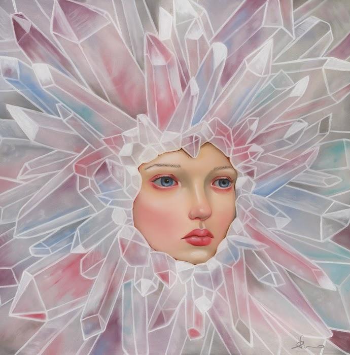 Audrey Pongracz - Crystalline