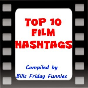 Top 10 film hashtags