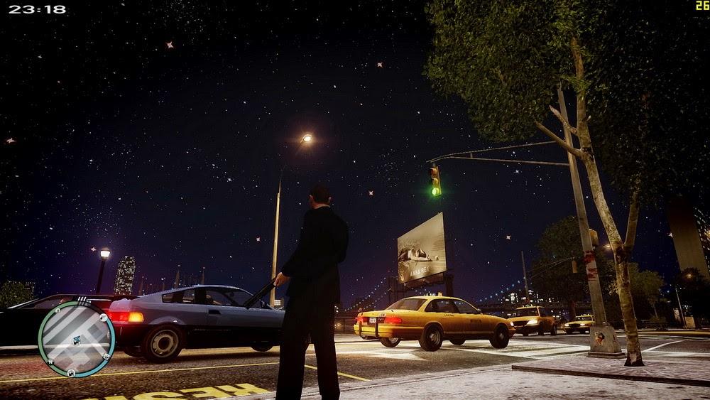 Cara mengubah GTA IV Menjadi GTA V [PC Game]