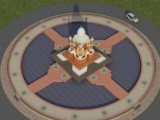 Monumen Lombok Barat Bangkit