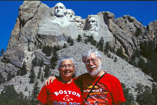 Seasonalpics Mount Rushmore