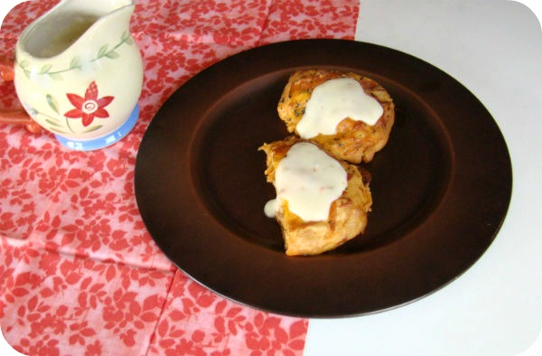 the happy little tomato: Chicken Enchilada Pockets with ...