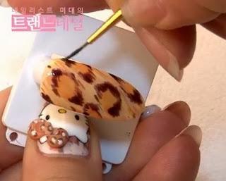 Leopard Nail Tutorial