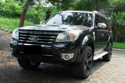 Eksterior Ford Everest Gen 2