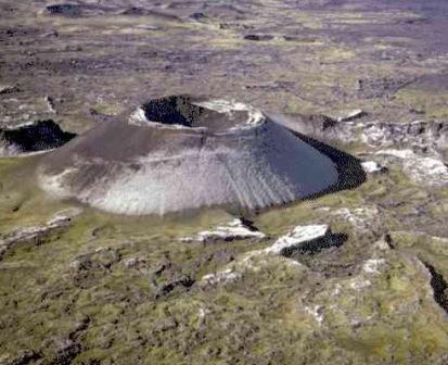 FuLL Pict | Dahsyatnya Letusan Gunung Berapi