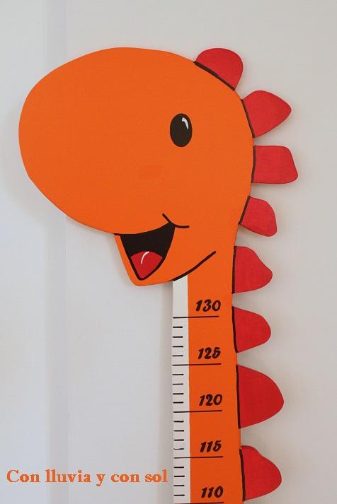 Con lluvia y con sol medidor infantil de madera modelo - Medidor infantil madera ...