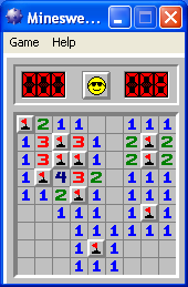 Windows Minesweeper