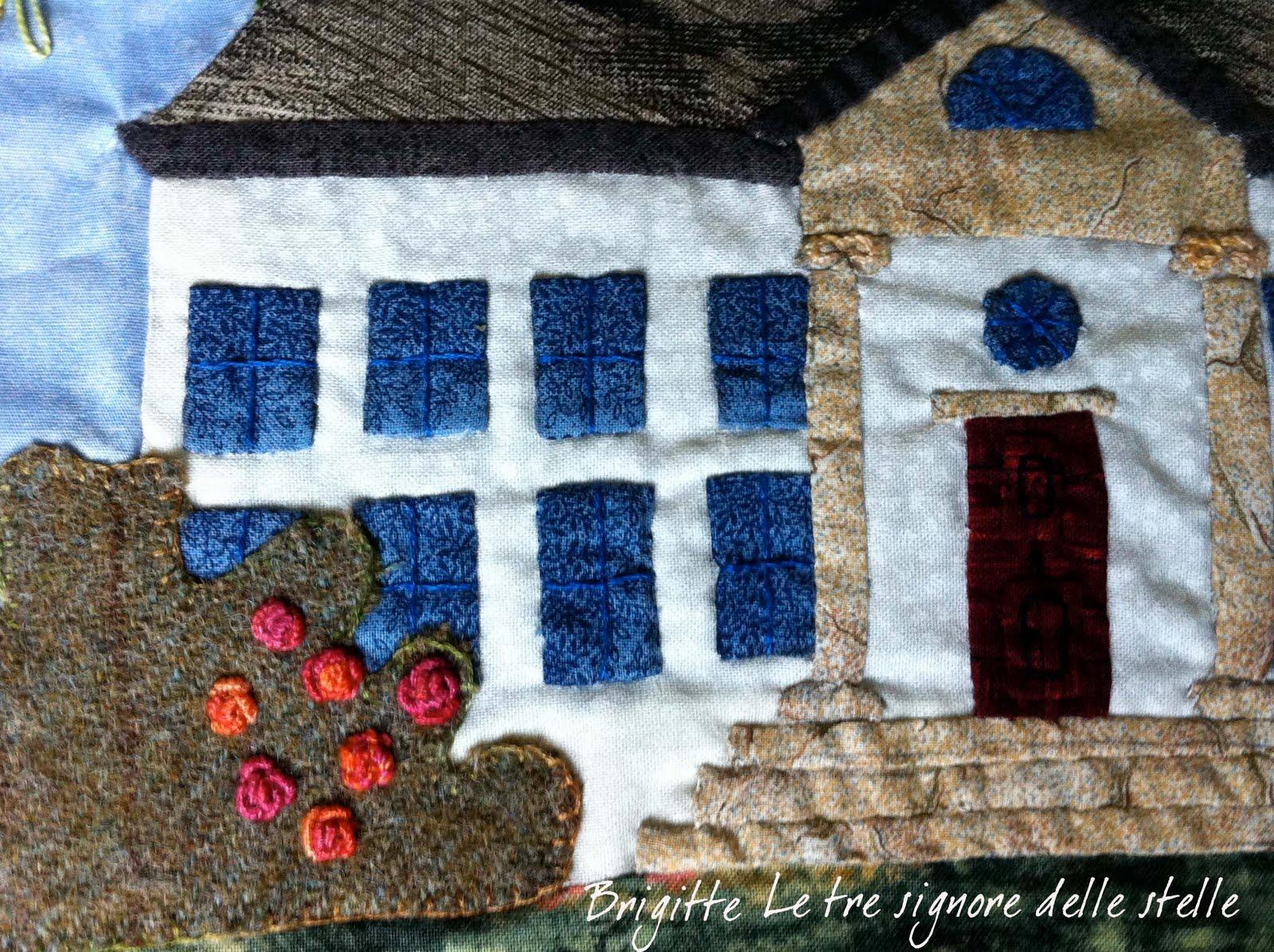 Le signore delle stelle la casa coloniale bis for Planimetrie della casa coloniale
