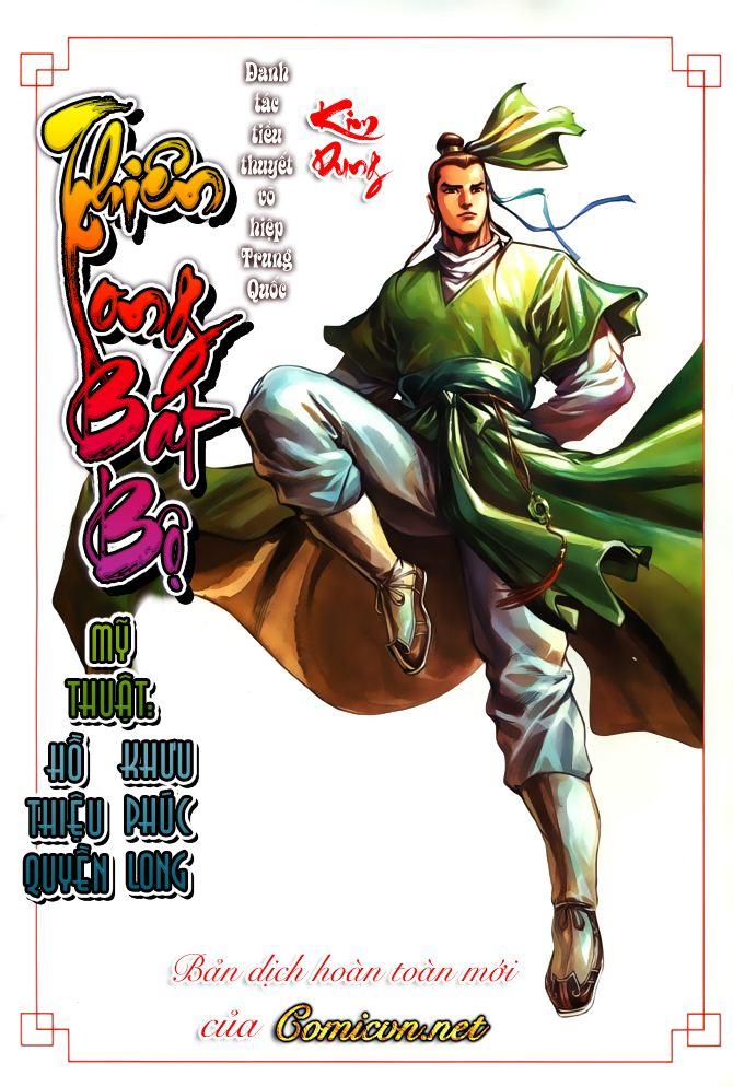 Thiên Long Bát Bộ