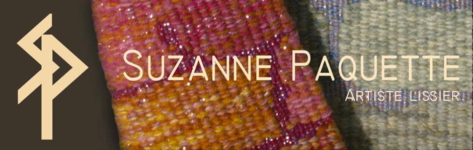 Suzanne Paquette, artiste lissier