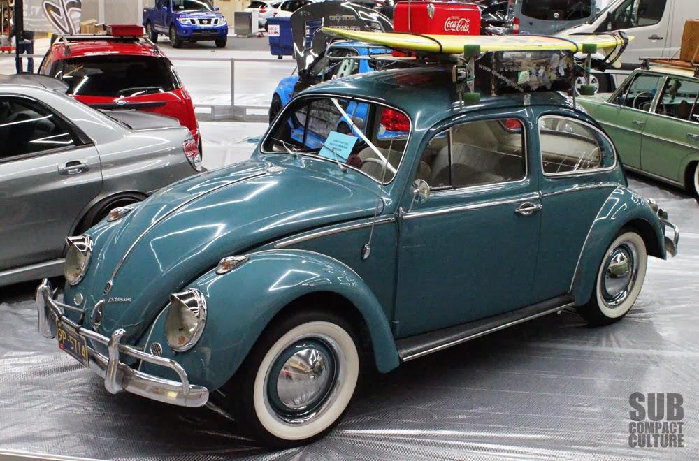 Classic custom VW Bug