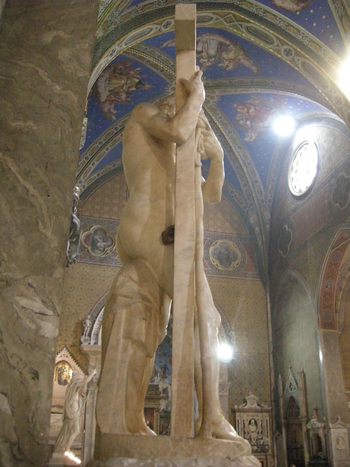 Michelangelo Buonarrotti | Il risorto 1520