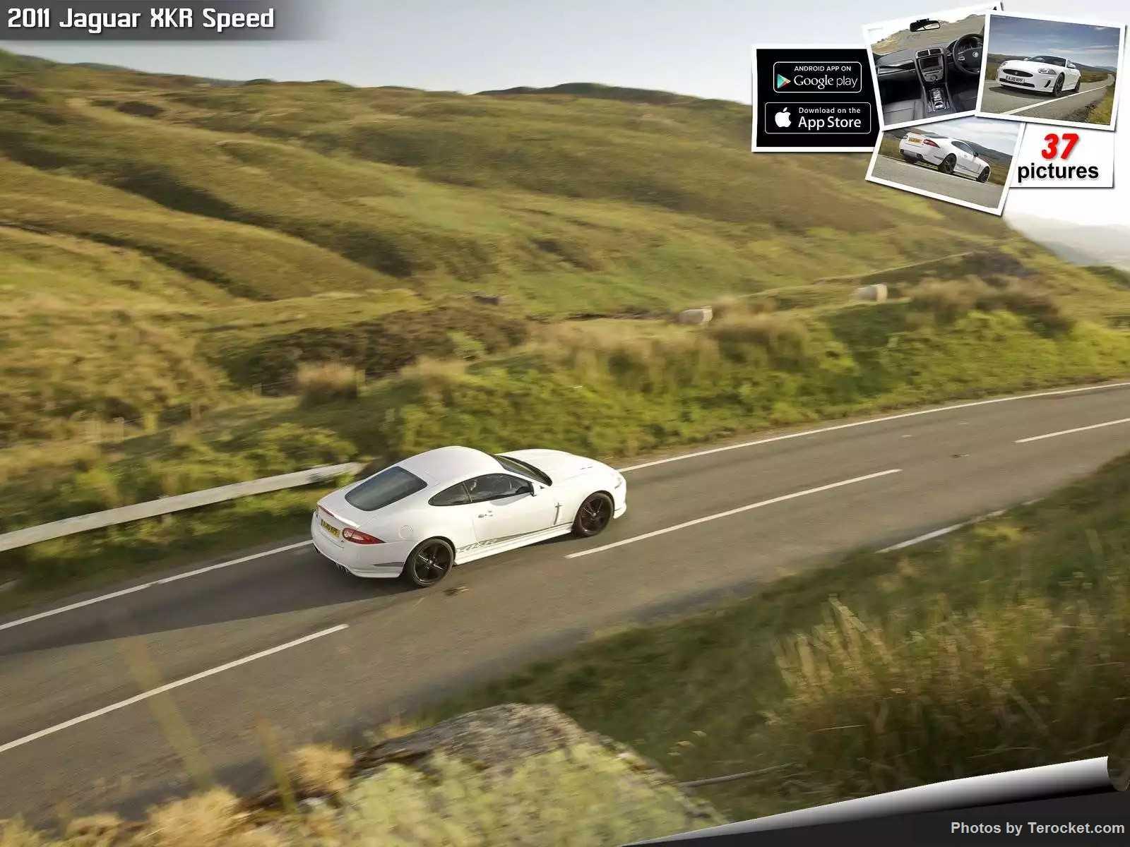 Hình ảnh xe ô tô Jaguar XKR Speed 2011 & nội ngoại thất