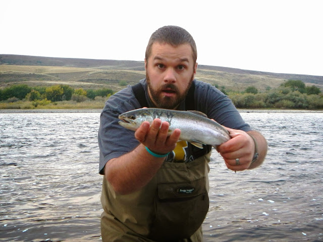 Clearwater River Coho Jack