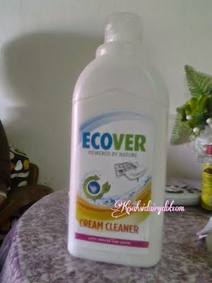 Cream Cleaner ecover