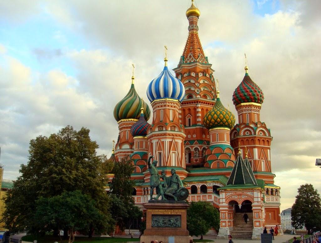 Gereja paling indah di dunia