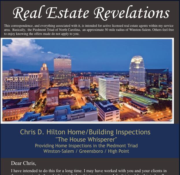 Realtors Newsletter