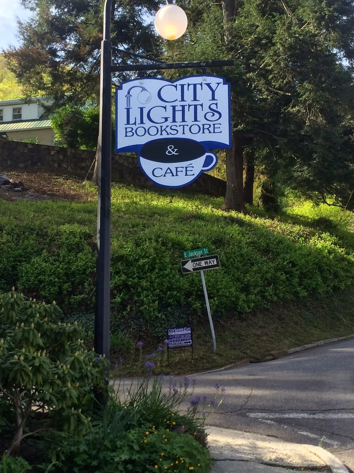 The In Bob Spot City Lights Books Sylva NC