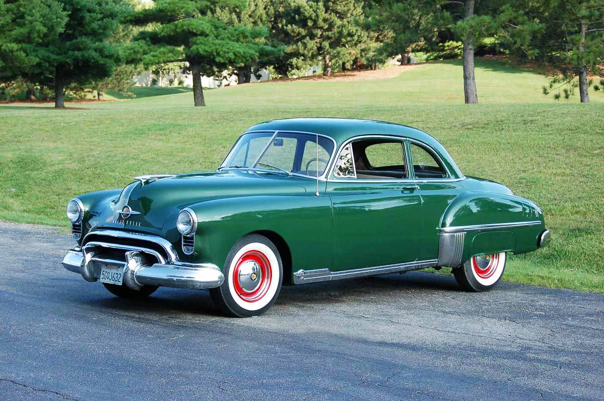 1949 Oldsmobile Rocket 88 Muscle Car The Muscle Car
