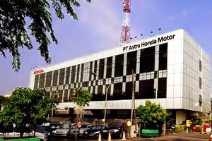 Gedung Astra Honda Motor Sunter - Jakarta