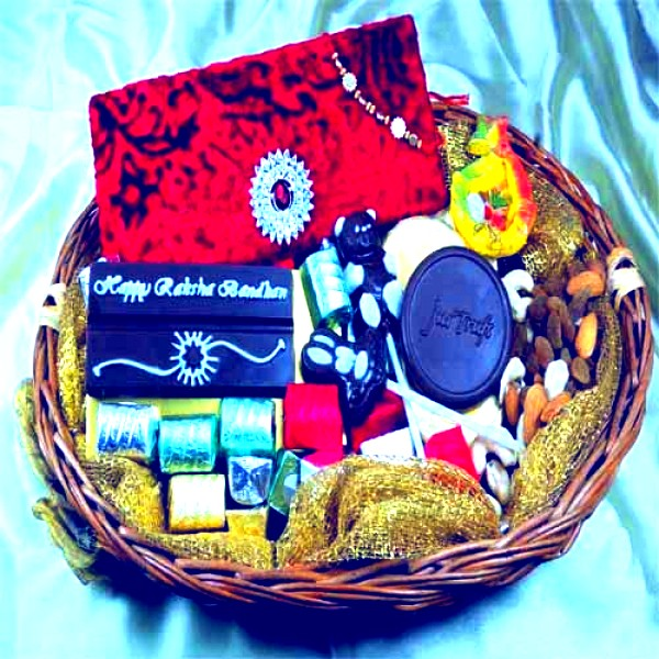 happy rakhi gifts for sisters