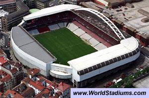 Sejarah Berdiri Stadion San Mames (Bilbao)