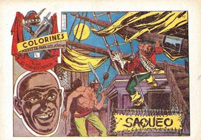 Imagen de El Temible Pirata Nº 4-Ediciones Grafidea