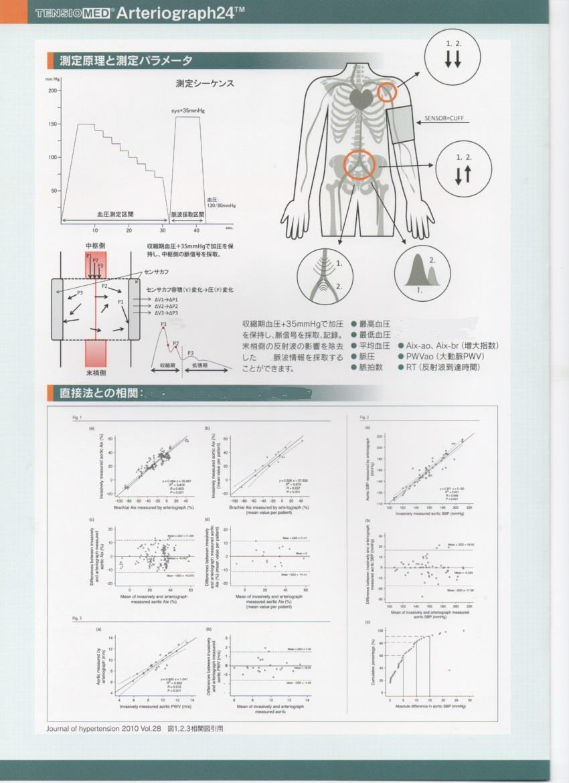 新発売 動脈解析
