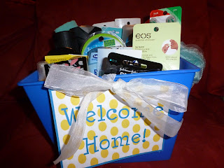 Haley S Coupons Welcome Home Basket