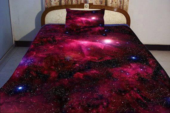 Spey Alas Tempat Tidur Serasa di luar angkasa-4